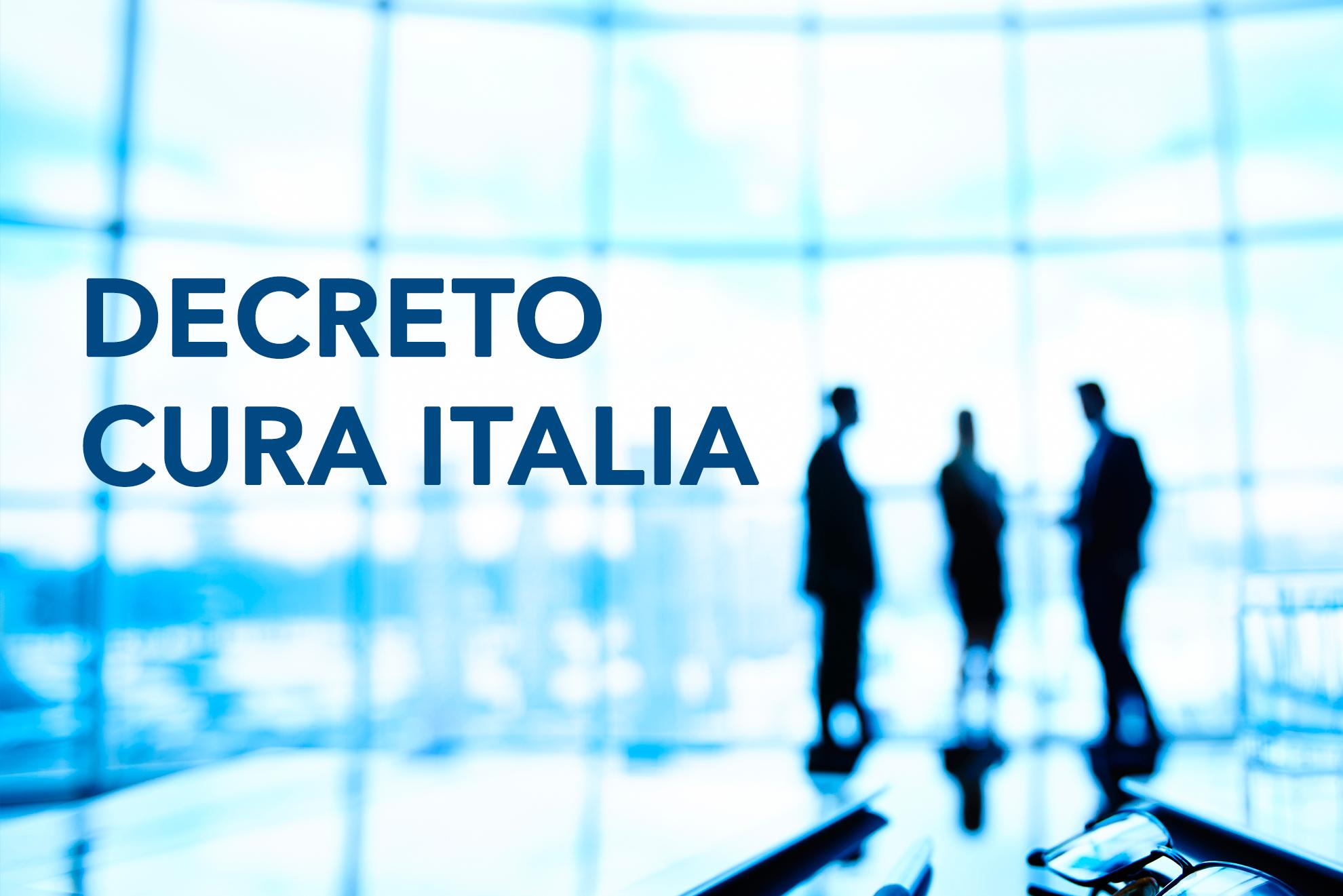 Sea Studio SRL | Decreto cura Italia