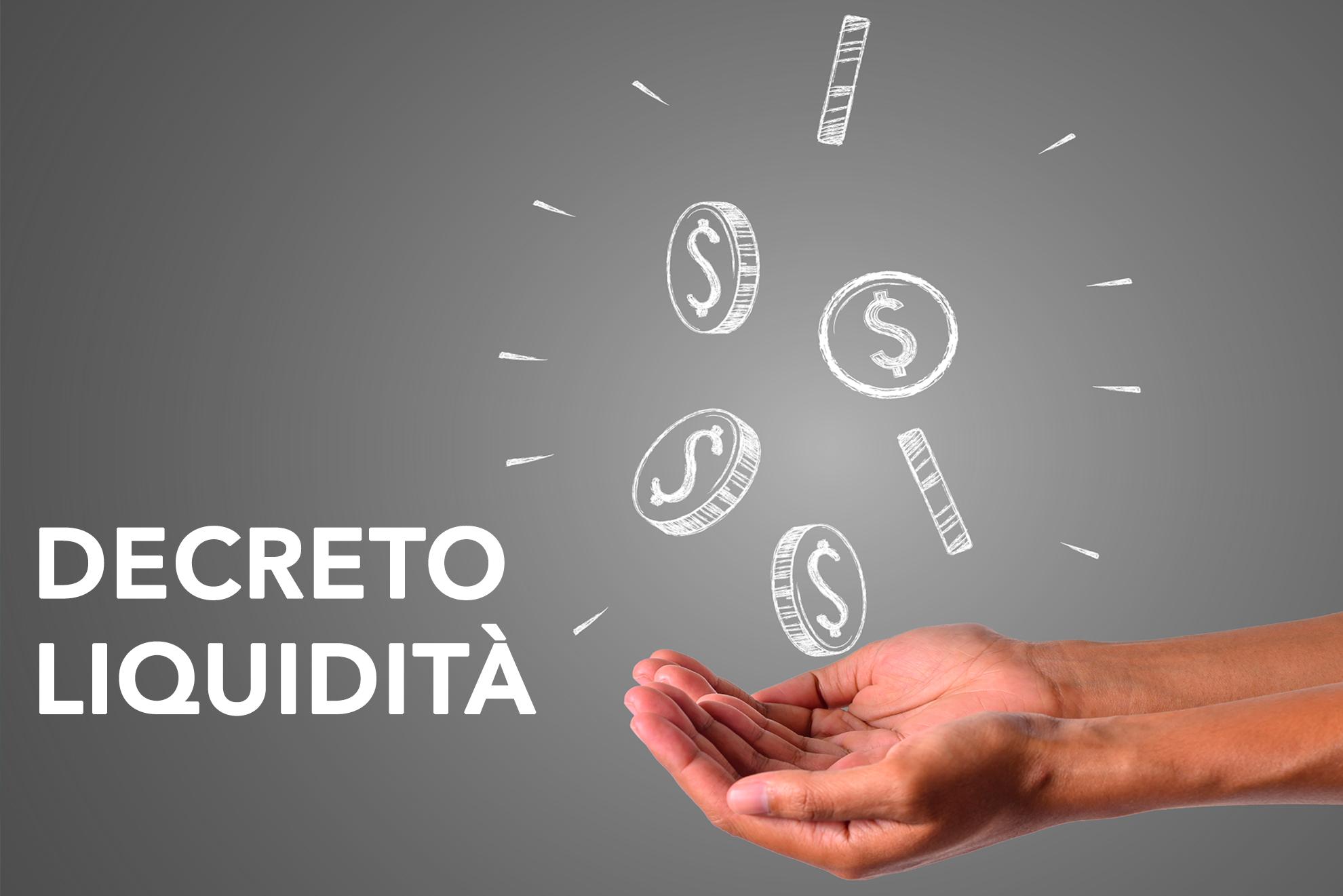 Sea Studio SRL | Decreto liquidità dell' 8 aprile 2020, n. 23.