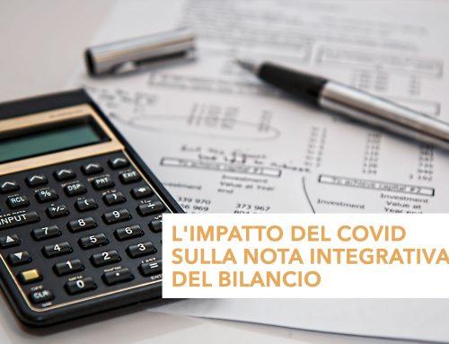 L'impatto del Covid sulla Nota integrativa del bilancio (2)